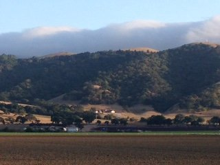California Coastal Hills